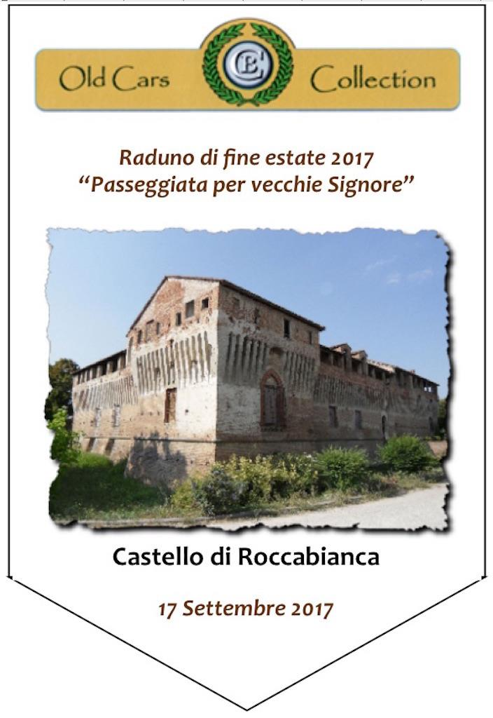 Raduno di fine estate 2017